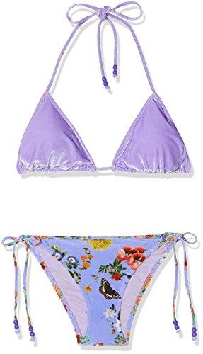 Yshey Adriana, Conjuntos de Bikini para Mujer Morado (Hiden Tamarind)
