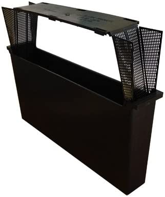 Pierco 9 5/8 Deep Frame Feeder 1 Gallon - with Cap & Ladder