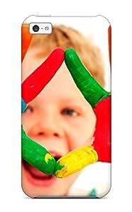 Iphone 5c Case Bumper Tpu Skin Cover For Cute Baby Colors Accessories