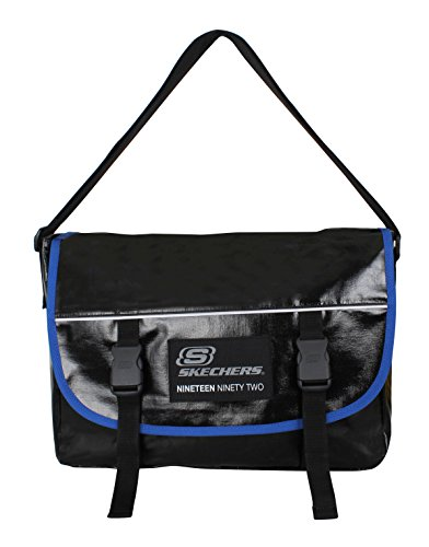Skechers Bags Cartera Portadocumentos Negro