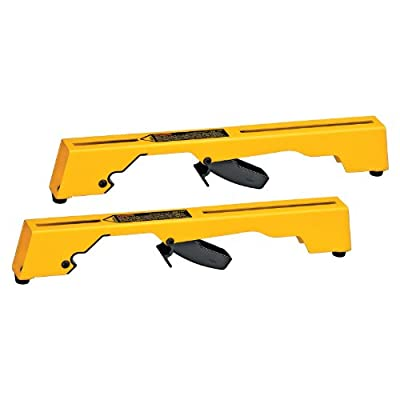 DEWALT DW7231 Miter-Saw Workstation Tool Mounting Brackets by DEWALT