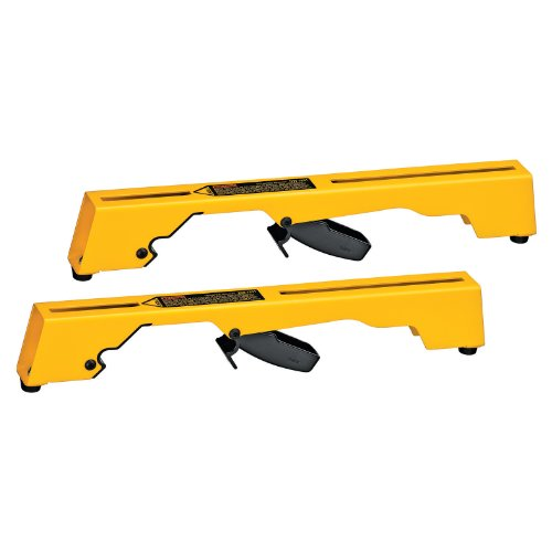 DEWALT DW7231 Miter-Saw Workstation Tool Mounting Brackets (Tool Mounting Saw Brackets Workstation)
