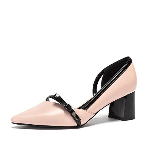 Primavera Ximu Nuovi Sandali A Punta Appartamenti Orsay Scarpe Da Donna Pompe Comode Rosa