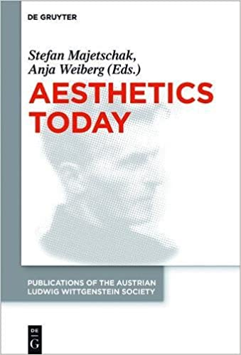 Book Cover for Aesthetics Today: Contemporary Approaches to the Aesthetics of Nature and of Arts. Proceedings of the 39th International Wittgenstein Symposium in ... Ludwig Wittgenstein Society - New Series)