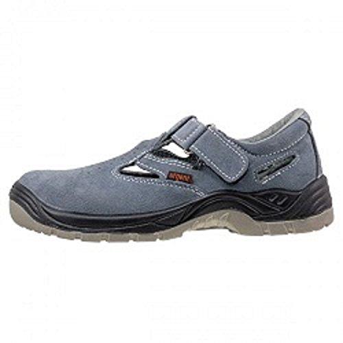URGENT Arbeitsschuhe Sommer Sandal SChuhe Sicherheitsschuhe Modell 302 S1 EN ISO 20345 NEU