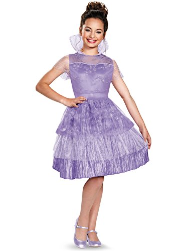 Disguise 88134L Mal Coronation Deluxe Costume, Small -
