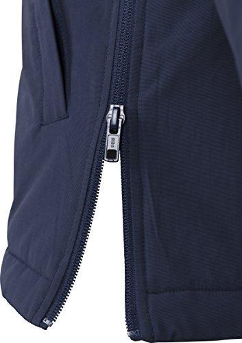 Jacket Urban Hombre Classics Over Pull Chaqueta Padded para Azul qAOxAg