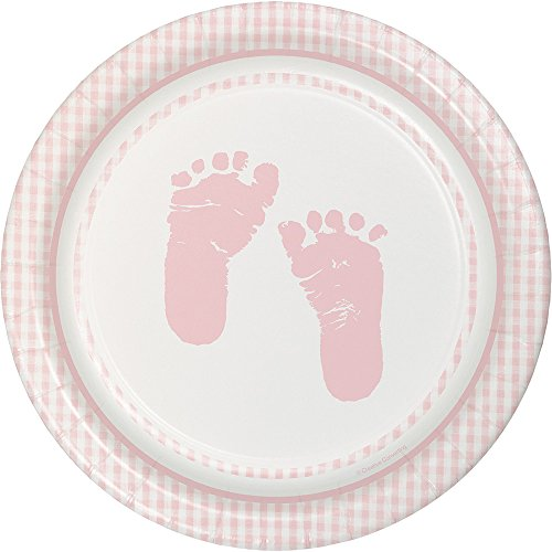 baby shower disposable plates - 4