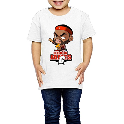 kim-lennon-lebronly-jamesy-short-sleeve-kids-t-shirts-new-style-size-3-toddler-white