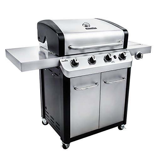 Char-Broil Signature 530 4-Burner Cabinet Liquid Propane Gas (Burner Conversion)