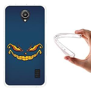 WoowCase - Funda Gel Flexible { Huawei Ascend Y635 } Monstruo Halloween Carcasa Case Silicona TPU Suave