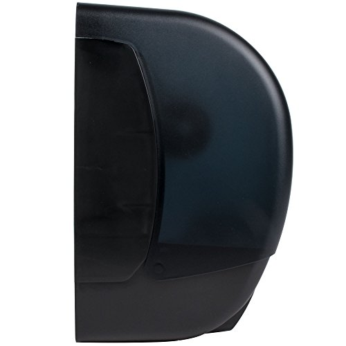 2245 Black Hands Free Paper Roll Towel Dispenser with Motion Sensor By TableTop King by TableTop King (Image #1)