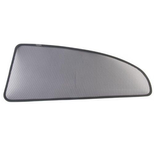 Groovy Custom Fit Shape Side Car Window Sun Shade for Honda Civic Fd 2006-2012 (4pcs Set for 2pcs X 1st Row, 2pcs X 2nd Row)