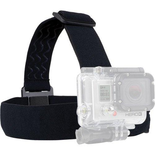 GoPro HERO4 Black Edition Camera HD Camcorder + 64GB SDHC MicroSD Memory Card Complete Deluxe Accessory Bundle