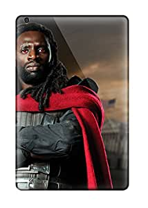 New Snap-on MarvinDGarcia Skin Case Cover Compatible With Ipad Mini 3- Bishop Played By Omar Sy 7516712K83806844