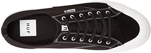 Huf Skate Shoes - Huf Classic Lo Skate Shoes - Black/White