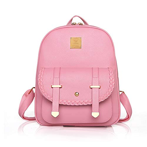 Sacs À Set Black S 4 Fourre Purse Main QZTG Pieces Gray Grande main Bags à Capacité De Tout Women's Backpack Polyurethane PU sac B7ZT6