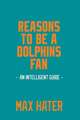 hins Fan: A funny, blank book, gag gift for Miami Dolphins fans; or a great coffee table addition for all Dolphins haters! ()