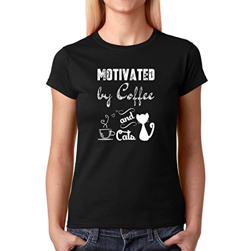 Funny Coffee T-Shirts for Women
