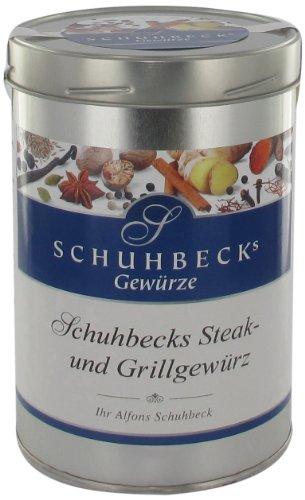 Schuhbecks Steak- und Grillgewürz, (1 x 500 g)