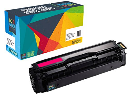 Do it Wiser Remanufactured Toner Cartridge for Samsung CLP-415 CLP-415N CLP-415NW CLX-4195FW CLX-4195N CLP-470 CLP-475 CLX-4170 Magenta