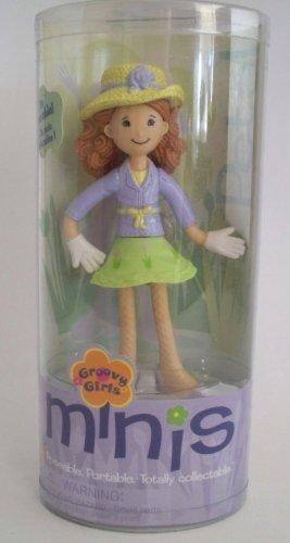 (Groovy Girls Minis Doll - Petal)