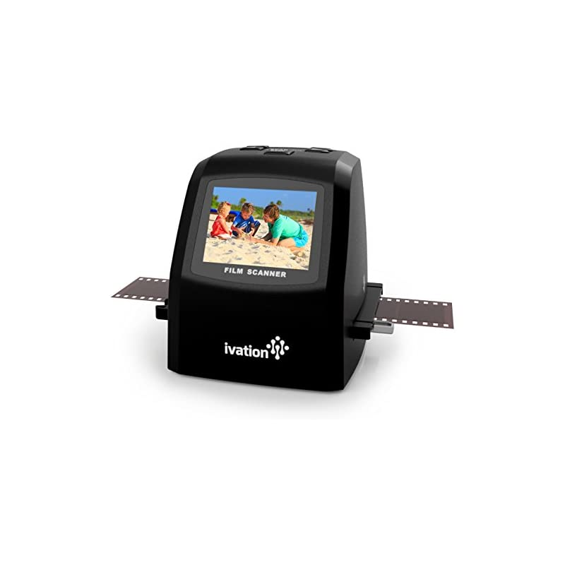 Ivation 22MP Digital Film Scanner and Co