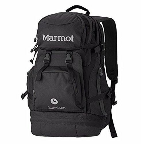Marmot Gunnison Lightweight Laptop Backpack, Black Review