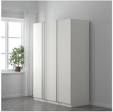 Ikea vargön – Tirador de acero inoxidable; 1 pieza; (195 cm): Amazon.es: Hogar