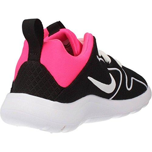 Nike Kaishi 2.0 (Ps), Zapatillas de Running Niñas Negro (Black / White-Hyper Pink)