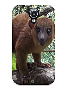 Forever Collectibles Tropical Rainforest Animals Hard Snap-on Galaxy S4 Case