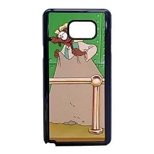 Samsung Galaxy Note 5 Phone Case Black DuckTales Dijon the Thief KLI5099769