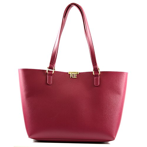HOUSE OF ENVY - Shopper CANDY SHOPPER berry, NVHW17G001-Berry
