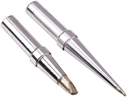Genuine Weller (1 ETO, 1 ETP, 1ETC) Tip for EC1201, PES50, PES51,Conical, Long Conical, Screwdriver, Rework Tips, Nozzles