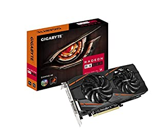 Gigabyte Radeon RX 580 Gaming 4GB Graphic Cards GV-RX580GAMING-4GD (B06Y44TWF3)   Amazon Products