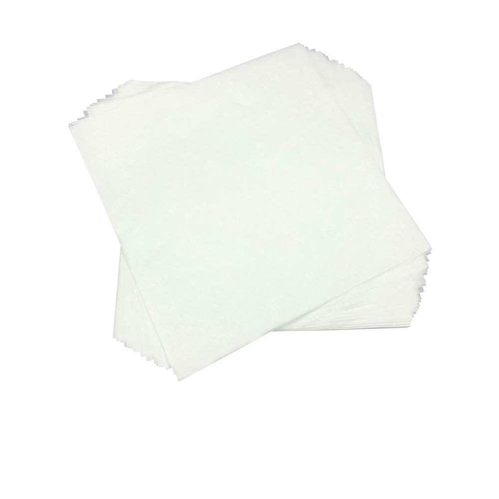 Worthy Liners Parchment Paper Squares (All Sizes) 250 Pieces (8 x 8 inch)