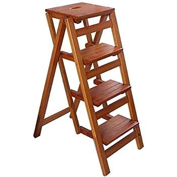Amazon Com Plant Racks 4 Step Stool Ladder For Adults