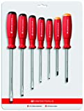7 pcs set Car Professional 5 SLOTTED SCREWDRIVERS + 2 PHILLIPS SCREWDRIVERS