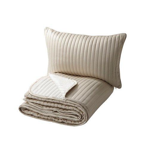 Ikea acolchado colcha reversible + almohada