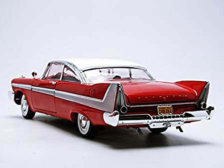 Modellino Auto 1958 Plymouth Fury [AutoWorld SS108], From The ...