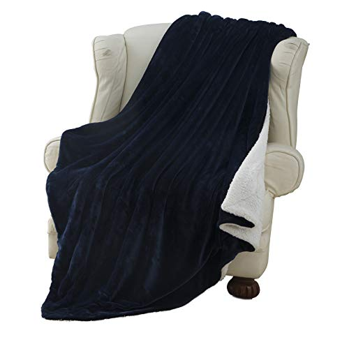 Warm and stylish throw