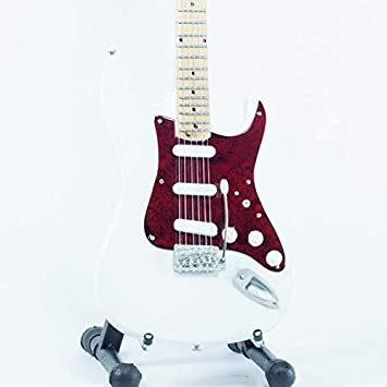Mini guitarra para coleccionistas réplica de the 80s: Amazon.es: Juguetes y juegos