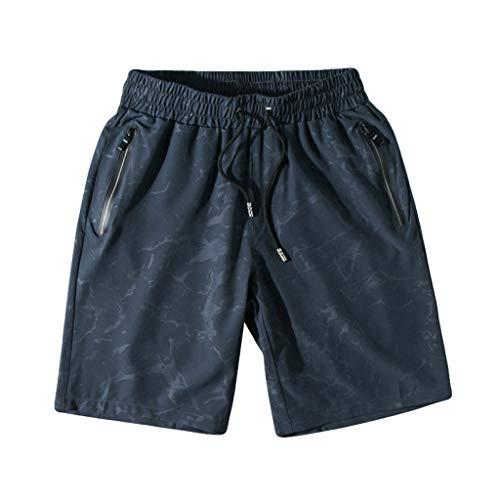 Bagno Costume Taglie Forti Pantaloncini Arcobaleno Elastico Grigio Uomo Sportivi Stampa E Estive Uomo Piscina Mare Beachwear Da Luoluoluo qnpAq0