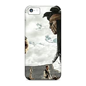 Favorcase Cases Covers For Iphone 5c - Retailer Packaging The Lone Ranger Protective Cases