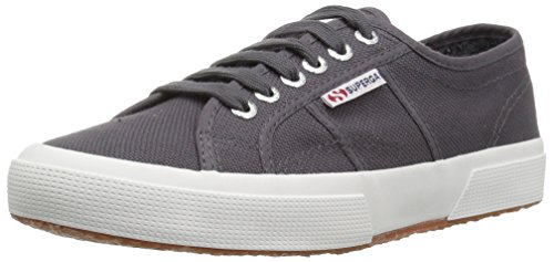 Superga 2750 Cotu Dark Sneaker Women's Grey AAnw6aU