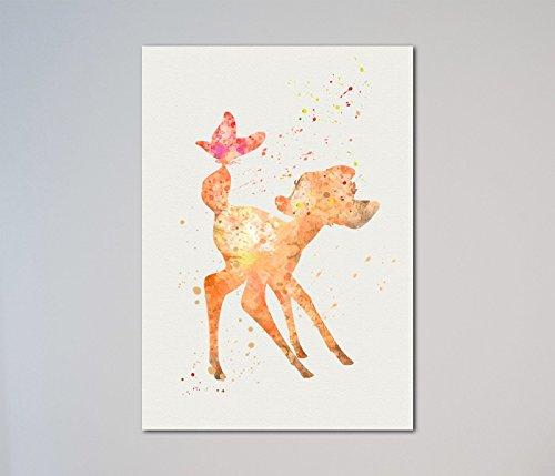Bambi Nursery Room Decor - Bambi Picture