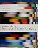 img - for Introduction to Statistics and Data Analysis (AP(R) Edition) book / textbook / text book