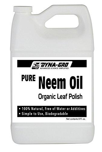 - Dyna-Gro NEM-100 Neem Oil, White