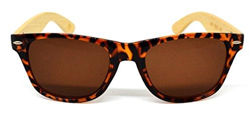 sol Star de nueva Millennium unisex colección gafas Leopardo WOOD de 2018 w6n7Iq
