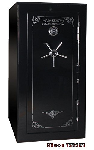 Old Glory Battle Ready BR Series BR6030 Elite 24 Gun 2-Hour 1880 Fire Tactical Gun Safe